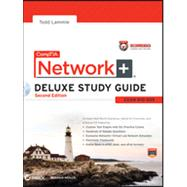 CompTIA Network+ Deluxe Study Guide Recommended Courseware Exam N10-005