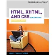 Html, Xhtml, And Css : Comprehensive