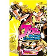 JoJo's Bizarre Adventure: Part 3--Stardust Crusaders, Vol. 1 9781591167549R