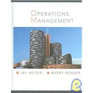 Operation Management/Jay Heizer, Barry Render