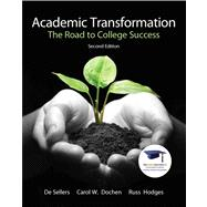 Academic Transformation The Road to College Success