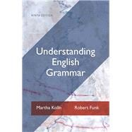 Understanding English Grammar Plus MyWritingLab -- Access Card Package