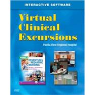 Virtural Clinical Excursions: Pediatrics for Wong's Essentials of Pediatric Nursing