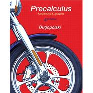Precalculus Functions and Graphs Plus NEW MyMathLab  with Pearson eText-- Access Card Package