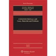 Constitutional Law: Cases Materials & Problems, 2/E