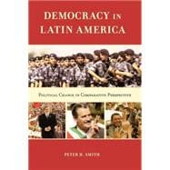 Democracy in Latin America Political Change in Comparative Perspective