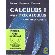 Calculus 1 with Precalculus : A One-Year Course