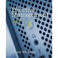 Effective Management, 5th Edition