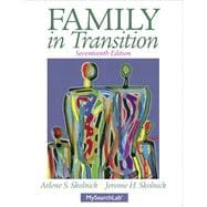 Family in Transition Plus MySearchLab with eText -- Access Card Package