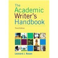 Academic Writer's Handbook