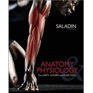 Combo: Anatomy & Physiology: A Unity of Form & Function with MediaPhys 3.0 Student 24 Month Online Access Card
