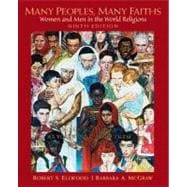 Many Peoples, Many Faiths : Women and Men in the World Religions