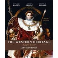 The Western Heritage Since 1300: Ap* Edition