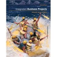 Integrated Business Projects (Book with CD-ROM)