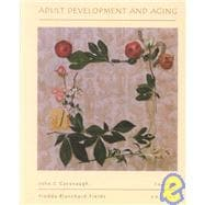 Adult Development and Aging (with InfoTrac)