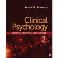 Clinical Psychology : Science, Practice, and Culture