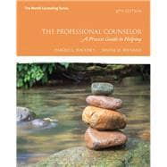 Professional Counseling A Process Guide to Helping with MyCounselingLab with Pearson eText -- Access Card Package