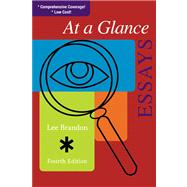 At a Glance : Essays