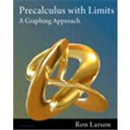 Precalc W/Limits A Graphing Approach Hs Ed