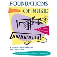 Foundations of Music : A Computer-Assisted Introduction