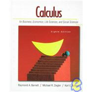 Calculus: For Business, Economics, Life Sciences, and Social Sciences