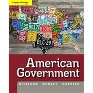 Cengage Advantage Books: American Government, 10th Edition