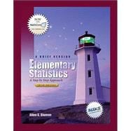 Elementary Statistics : A Brief Version with MathZone