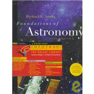 FOUNDATIONS OF ASTRONOMY W/CD & INFOTRAC 1999 EDITION