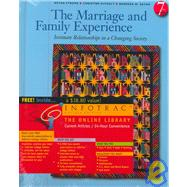 Marriage and Family Experience with Infotrac