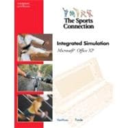 Sports Connection for Office XP Integrated Simulation (with CD-ROM)