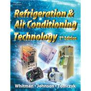 Refrigeration & Air Conditioning Technology (Book with CD-ROM)