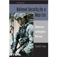 National Security For A New Era- (Value Pack w/MySearchLab)