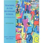 Teaching in the Secondary School : An Introduction