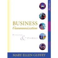 Business Communication: Process and Product