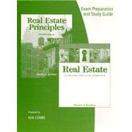 Exam Prep Study Guide for Jacobus' Real Estate Principles, 11th