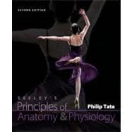 Combo: Seeley's Principles of Anatomy & Physiology with MediaPhys 3.0 24 Month Student Online Access Card