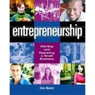 Entrepreneurship: Starting and Operating a Small Business (with Business Plan Pro)