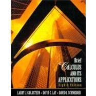 Brief Calculus and Its Applications