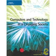 Computers And Technology In A Changing Society