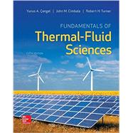 Fundamentals of Thermal-Fluid Sciences