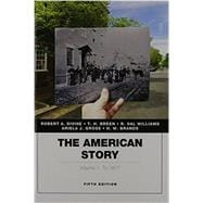 American Story, The, Volume 1 Plus NEW MyHistoryLab with Pearson eText -- Access Card Package