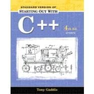 Starting Out with C++, Standard Version 2005 Update Package