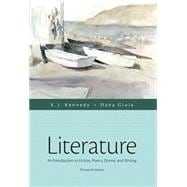 Literature Collection, The,  Plus MyLiteratureLab -- Access Card Package