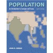 Population with Infotrac: An Introduction To Concepts And Issues