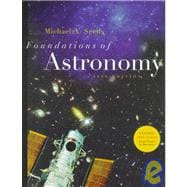Foundations of Astronomy 1999