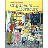 Charlotte Huck's Children's Literature with Online Learning Center card