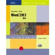 CourseGuide: Microsoft Office Word 2003-Illustrated BASIC