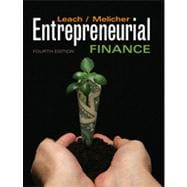 Entrepreneurial Finance, 4th Edition
