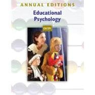 Annual Editions: Educational Psychology, 23/e