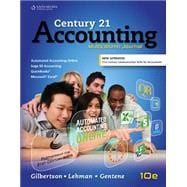 Century 21 Accounting Multicolumn Journal, Copyright Update